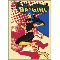 Batgirl 45 DC comic book soul costume Gotham refrigerator FRIDGE MAGNET J13