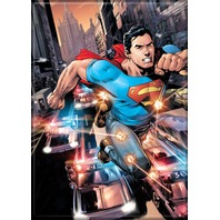 Action comics Superman New 52 DC universe comic refrigerator FRIDGE MAGNET D33