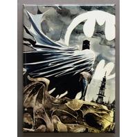 Batman Dark Knight Refrigerator FRIDGE MAGNET DC Comics Comic Book Hero C30