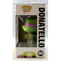 Donatello TMNT Teenage Mutant Ninja Turtles Funko 60 Action Figure Figurine