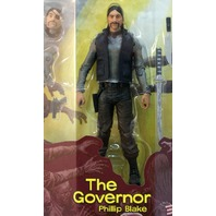 Walking Dead Comic Book Series Governor Phillip Blake McFarlane Action Figure