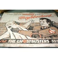 Ghostbusters Bill Murray W Proton Pack Poster Print Clark Orr Rare Print Venkman