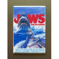 Jaws FRIDGE MAGNET Alcohol WWII Movie Poster Spielberg Shark Week D11
