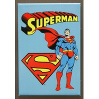 Superman Refrigerator Fridge Magnet DC Comic Books Movie Super Hero