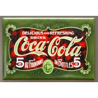 Drink Coca Cola Fridge Magnet Atlanta Coke Soda Pop Advertisement Classic AD C11