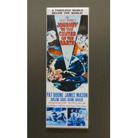 Journey To The Center Of The Earth Refrigerator FRIDGE MAGNET Movie Film LA11