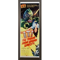 It! The Terror From Beyond Space Refrigerator Fridge Magnet Movie Poster LB3