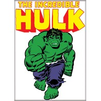 Incredible Hulk Marvel comic book character art FRIDGE refrigerator MAGNET D22