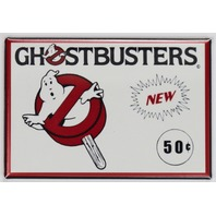 Ghostbusters Ice Cream Refrigerator Fridge Magnet Slimer Popsicle 80s Movie