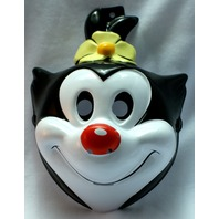 Adult Size Tiny Toons Animaniacs Dot Halloween Mask Looney Toons Cartoon Girl