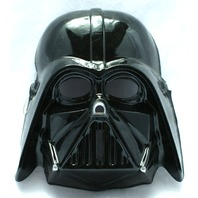 Star Wars Darth Vader Vintage Halloween Mask Rubies 1994 Lucasfilm Scifi Y151