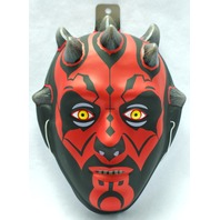 Star Wars Darth Maul Halloween Mask Rubies Lucasfilm Scifi Comic Con Y027