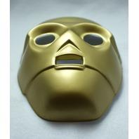 Star Wars C-3PO C3PO Vintage Halloween Mask Rubies 1994 Scifi Lucasfilm PVC S2