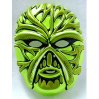 DC Comics Swamp Thing Vintage Halloween Mask 1990 Creature Monster PVC Y006