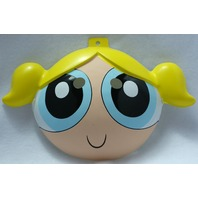 The Powerpuff Girls Bubbles Halloween Mask Cartoon Network PVC Warner Bros Y022