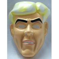 Vintage WWF Ric Flair Halloween Mask WWE WCW 1991 Wrestling Y008