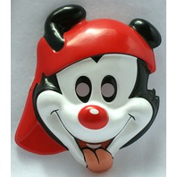 Kids Size Tiny Toons Animaniacs Wakko Halloween Mask Loony Toons WB Warner Bros