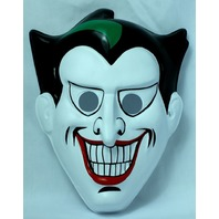 DC Comics The Joker Vintage Halloween Mask Batman Comic Book Rubies Y031