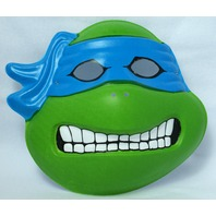 Vintage Leonardo TMNT Halloween Mask Teenage Mutant Ninja Turtles Y084