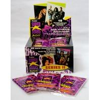 3 Packs of Vintage ProSet Super Stars MusiCards Series 2 Music Pop Stars