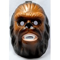 Chewbacca Halloween Mask Starwars Scifi Lucas Films wookie Star Wars Rubies