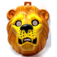 Lion Halloween Mask Animal Jungle Lion King Zoo Safari Pride Cat