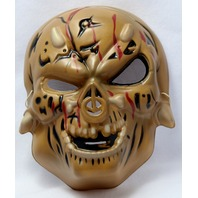 Blood Gusher voodoo Demon Halloween Mask Goblin Troll Monster Devil Zombie Y090