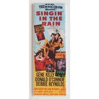 MGMs Singin' In The Rain FRIDGE MAGNET Classic 50's Movie Marquee Gene Kelly LA5