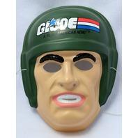 Vintage GI Joe Halloween Mask Cartoon Ben Cooper Hasbro 1990 Y127