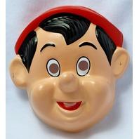 Vintage Pinocchio Halloween Mask Rubies 1993 Walt Disney Fairy Tale Y128