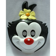 Kids Size Tiny Toons Animaniacs Dot Halloween Mask Looney Toons Cartoon