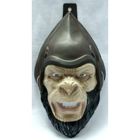 Planet of the Apes Halloween Mask Rubies Costume Tiara POA Tim Burton Thade Y062