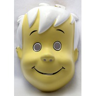 The Flintstones Bamm Bamm Halloween Mask Large Adult Size Hanna Barbera Y061