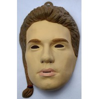 Star Wars Anakin Skywalker Halloween Mask Rubies Lucas Film Darth Vader Y105