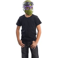 New TMNT Movie Donatello Halloween Mask Vinyl Teenage Mutant Ninja Turtles Y018