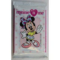 3 Packs of Vintage Disney Minnie N Me Trading Cards Collectors Mickey Mouse