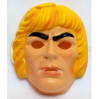Vintage He-Man Masters of the Universe Ben Cooper Heman Mask 80s Mattel Y140