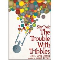 Star Trek The Trouble With Tribbles FRIDGE MAGNET Captain Kirk Spock R17