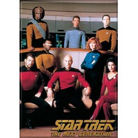 Star Trek The Next Generation FRIDGE MAGNET Jean Luc Picard The Enterprise B29