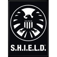S.H.E.I.L.D. Logo FRIDGE MAGNET Avengers Marvel Captain America Shield Hydra A18