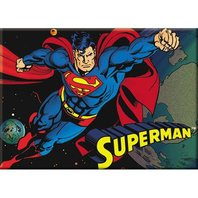DC Comics Superman FRIDGE MAGNET Super Hero Man of Steel Comic Book F20