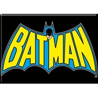 Batman Classic Wing Logo FRIDGE MAGNET DC Comics Comic Books G15