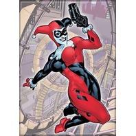 DC Comics Harley Quinn FRIDGE MAGNET DC Comics Villain Joker Batman L22