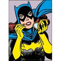 DC Detective Comics Batman Batgirl FRIDGE MAGNET Robin Pinup Girl H21