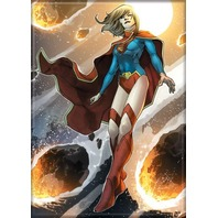 DC Comics Supergirl FRIDGE MAGNET The Justice League Superman Pinup Girl J14