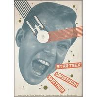 Star Trek Obsession Shatner FRIDGE MAGNET The Enterprise Captain Kirk A21