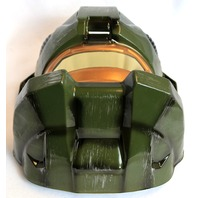 Halo Master Chief Halloween Mask Green Spartan XBox One 360 Video Game Y142
