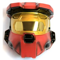 Halo Red Spartan Halloween Mask XBox One 360 Master Chief Video Game