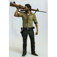 AMC Walking Dead Rick Grimes 10 inch Deluxe Figure McFarlane Toys