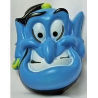 Vintage Walt Disney Aladdin Genie Halloween Mask Rare CeSar Costumes Y062
